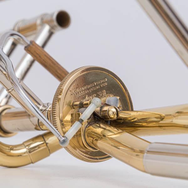 Bach 42T Tenorposaune mit Quartventil Thayer